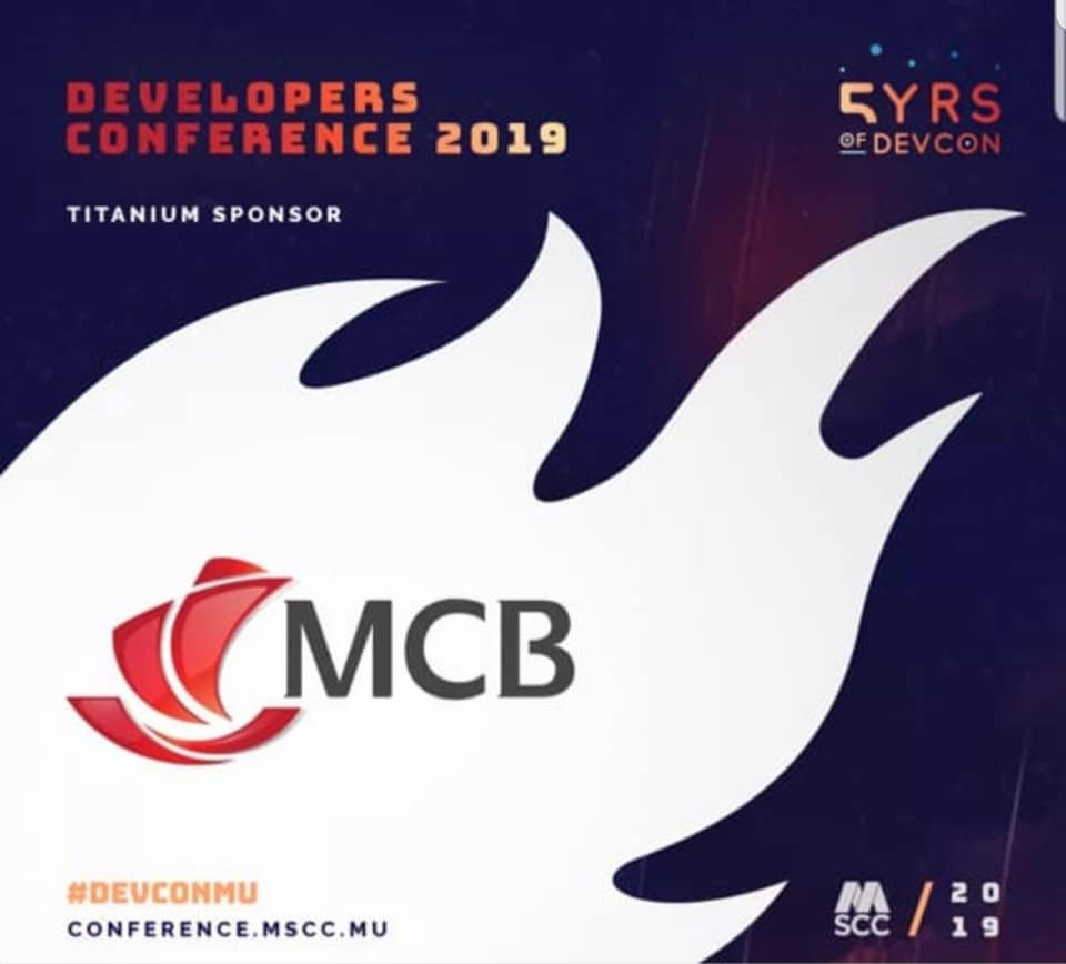 DevCon 2019 – We got it covered! – MCB Group | Digital Factory